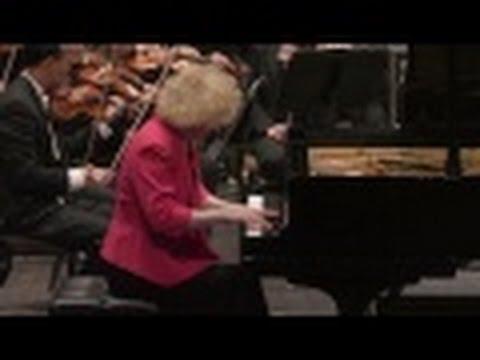 Strauss  Burleske - Sara Davis Buechner - Victoria Symphony - Tania Miller, conductor