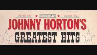 Comanche The Brave Horse - Johnny Horton