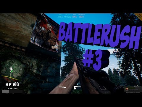 Cv2 BattleRush. Развитие #3