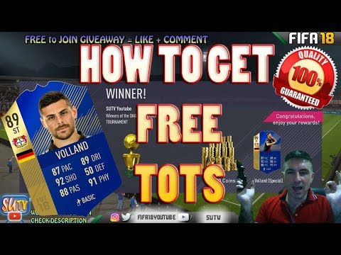 HOW TO GET FREE TOTS EASY WAY * Fifa 18 Daily Knockout Tournament No Loss Glitch