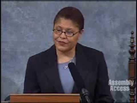 California Assembly Elects Karen Bass as the Next Speaker