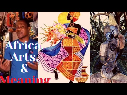 African Art and Meaning-Accra Arts centre (Beautiful places to visit in Ghana)
