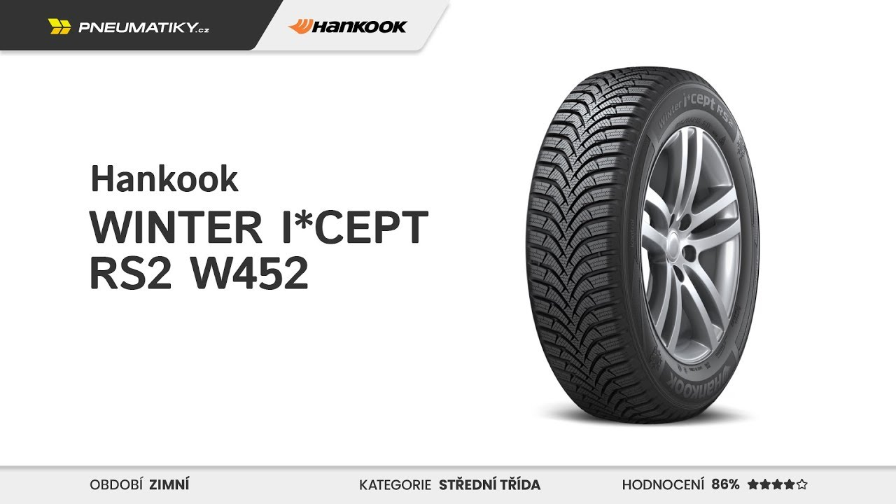hankook winter icept rs2