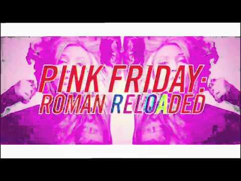 Nicki Minaj Pink Friday: Roman Reloaded TV Ad