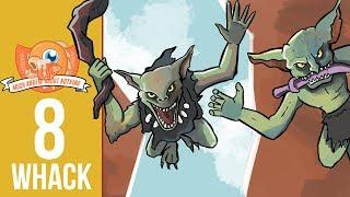 Much Abrew: 8 Whack Goblins (Modern)