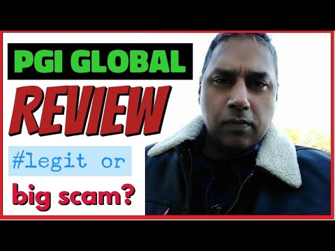 PGI Global Review - Legit Crypto Investment or Big Scam? | Praetorian Group International