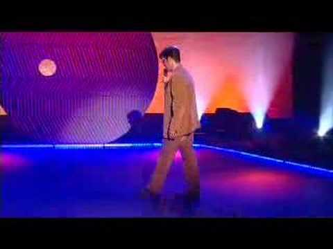 Marcus Brigstocke - litigation culture