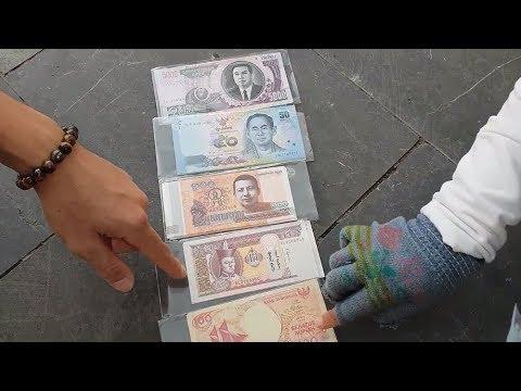 Đi chợ biên giới LAOS - VIỆT - Nhìn thấy Kim Nhật Thành - Hưng Duy