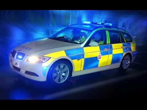 Police Car Siren Uk