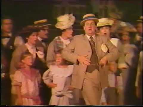 Trouble in River City with Harry Blundell in The Music Man