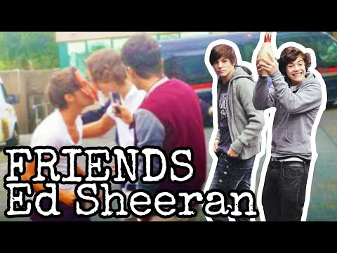 Friends - Ed SheeranLarry -