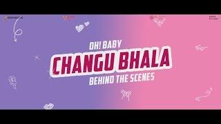 Changu Bhala Song Making Oh Baby Samantha Naga Shourya Guru Films Behind the Scenes