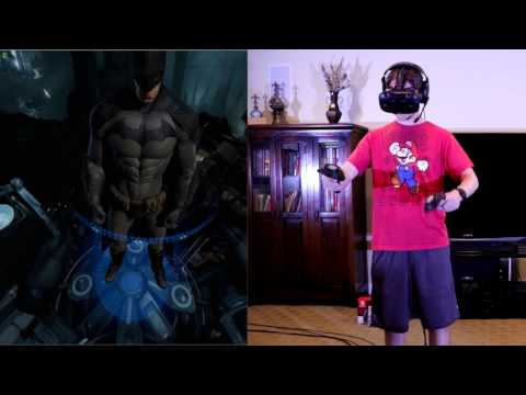 Batman Arkham VR: Holy Crap This Is Awesome