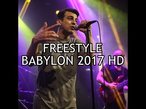 Norm Ender - Freestyle - Babylon İstanbul (HD)