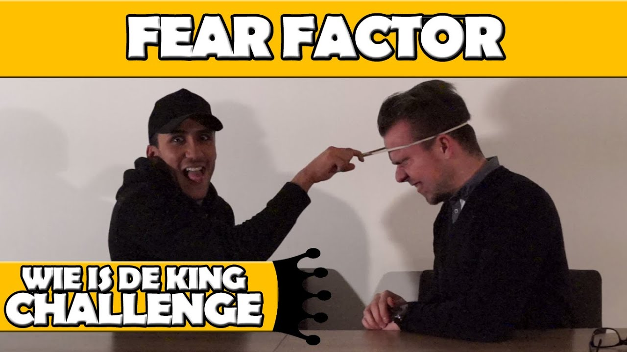Factor naked challenge Fear