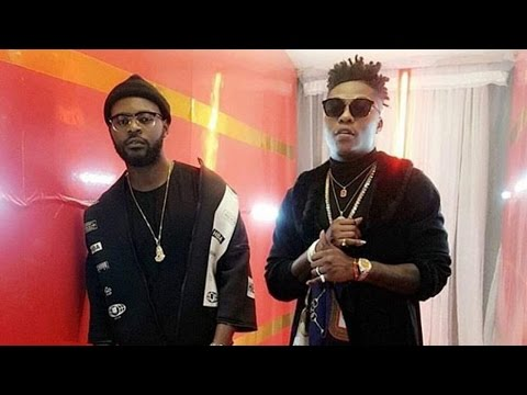 Reekado Banks - Biggy Man Feat. Falz  (Official Video )