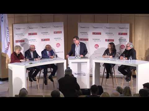 "EuroMinds 31.01.2020, 4. Panel ""Werte & Haltung"""