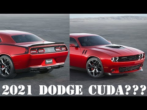 2021 Dodge CUDA confirmed    Does this mean end of