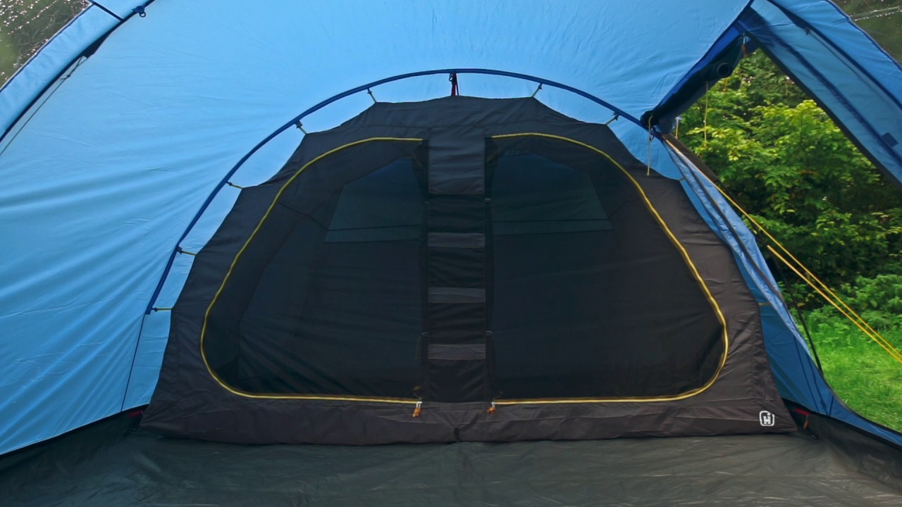 Hi Gear Odyssey Elite 6 Family Tent & Hi Gear Odyssey Elite 6 Family Tent - YouTube