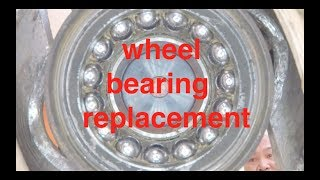 Complete Wheel Bearing Diagnosis & Replacement HONDA Odyssey √ Fix It Angel