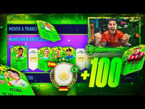 ME TOCA UN PATH TO GLORY DE +1 MILLON Y ABRO EL NUEVO SOBRE DE ICONO!!! | FIFA 21