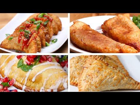 Empanadas 4 Ways