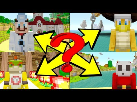 Minecraft Switch - Nintendo Fun House - WHERE ARE THEY NOW? [SHOCKING] [182]