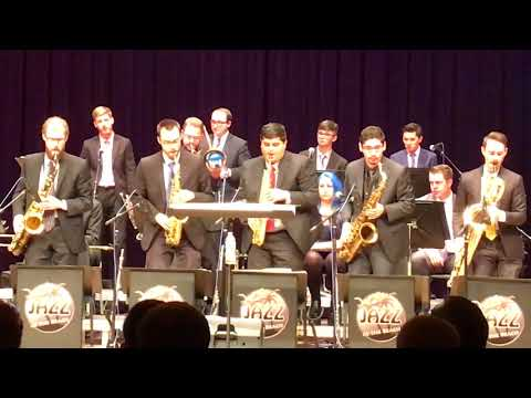 Told You So by Bill Holman performed by the Concert Jazz Orchestra of CSULB