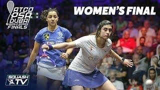 Squash: El Sherbini v El Welily - World Series Finals - Final Highlights