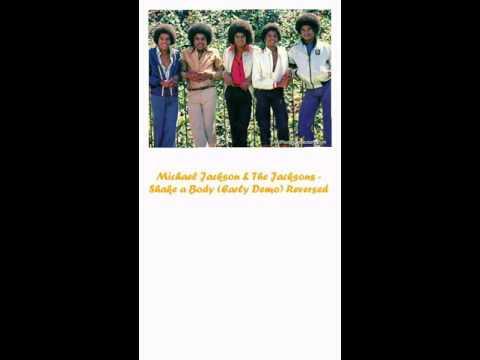 Michael Jackson & The Jacksons - Shake a Body (Early Demo) Reversed