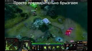 Dota 2 - Bloodseeker + Earth spirit (связка)