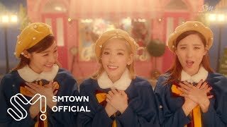 Girls' Generation-TTS소녀시대-태티서_Dear Santa_Music Video(English ver.)