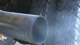 Isuzu Diesel Inline 6 Cold Start