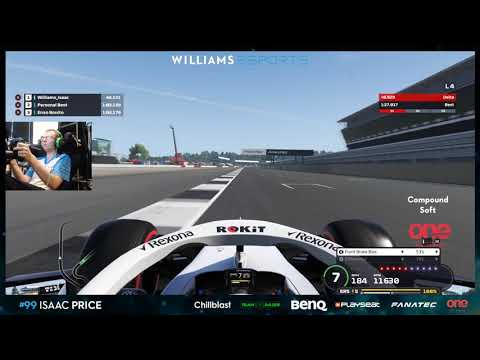 F1 Esports Laptime Challenge - F1 2019, Silverstone