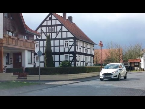 Willingshausen - A drive through an artist's colony