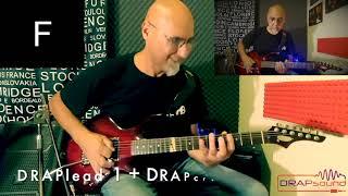 "REAL AMP VS ""DIGITAL AMP ""F"""