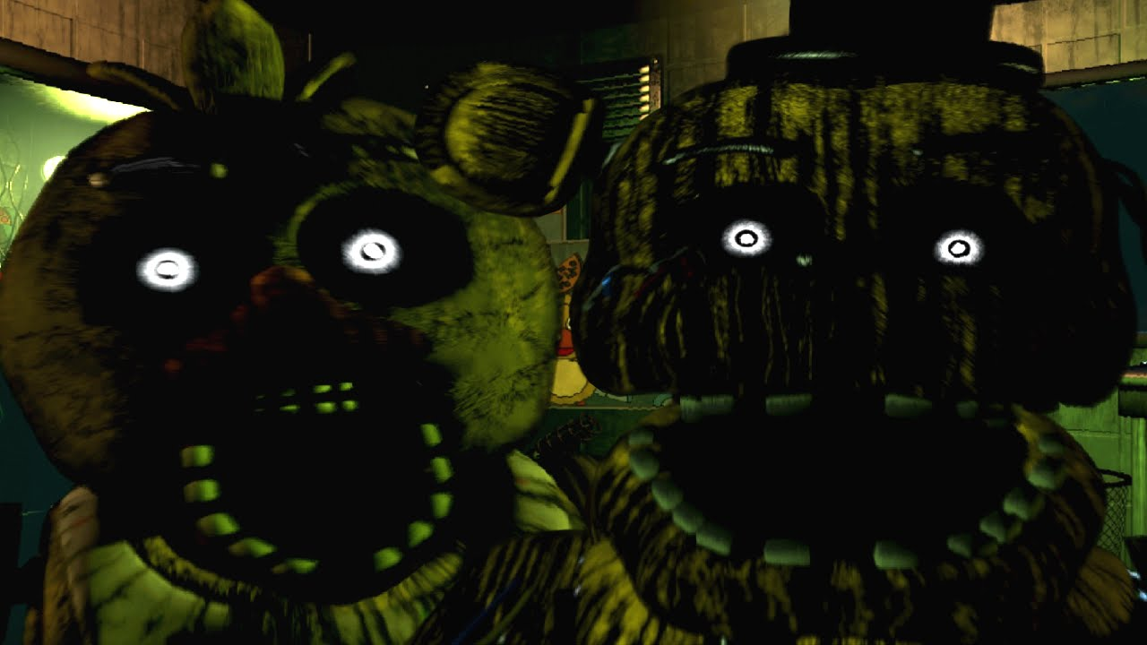 Freddy chica amp mangle visit five nights at freddy s 3 part 2