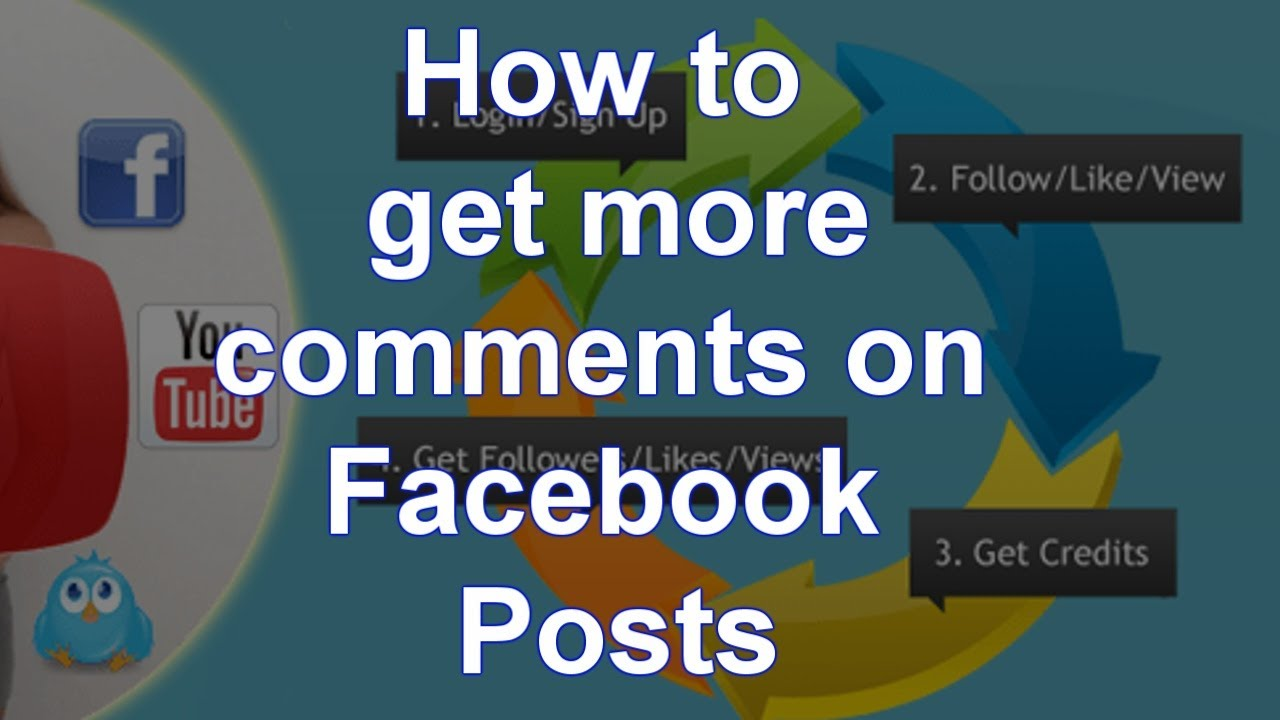 How to get more comments on facebook posts