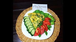 Яичница с помидорами и сыром: рецепт от Foodman.club