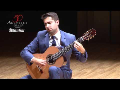 'Roma' De Vicente Amigo. Rafael Aguirre, Guitarra