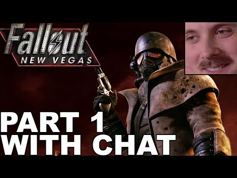 Forsen plays: Fallout - New Vegas | Part 1 (with chat)