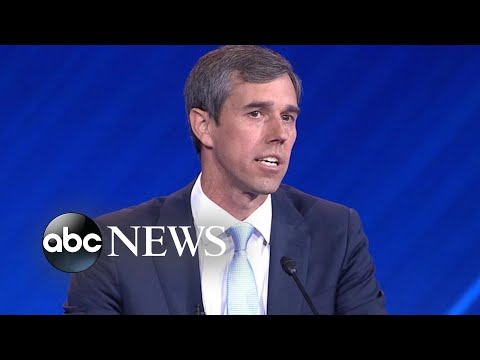 Beto O'Rourke on