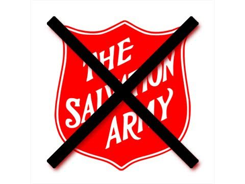 boycott the salvation army youtube. Black Bedroom Furniture Sets. Home Design Ideas