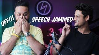 Speech JAMMER Challenge ft.  Kartik Sharma