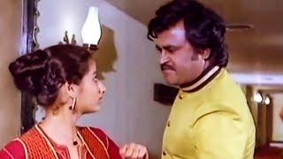 Rajinikanth Best Acting Scenes # Padikkathavan Movie Scenes # Tamil Movie Best Scenes # Super Scenes