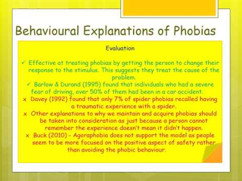 Psychopathology Revision