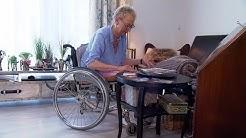 Zu jung fürs Altersheim – Angebot für junge Pflegebedürftige | SWR | Landesschau Rheinland-Pfalz