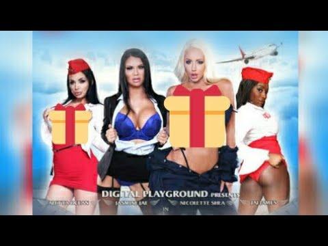 Download #AlettaOcean #JasmineJae  #MarcDorcel #DorcelDPairlines #lesbian #pornmovie #HD720p