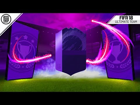 HUGE PULL!!! FUT CHAMPS REWARDS PACK OPENING!!! - FIFA 18 Ultimate Team
