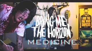 Bring Me The Horizon - medicine (BMTH Old School FULL COVER) Video
